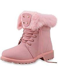 promo code 71504 c427a Suchergebnis auf Amazon.de für: fell fell - Pink / Stiefel ...