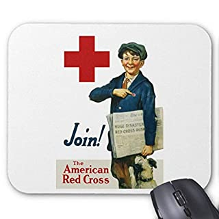 Join the American Red Cross Mouse Pad 18