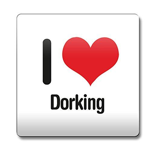 Dorking 0225-Sottobicchieri I Love