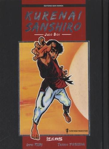 Kurenai Sanshiro - Judo Boy