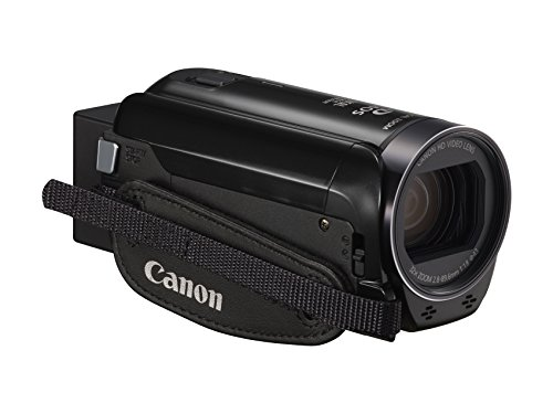 Top Canon LEGRIA HF R706 High Definition Camcorder – Black (32x Optical Zoom, 1140x Digital Zoom) 3-Inch OLED Touchscreen Review
