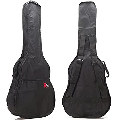 Rio 3/4 Classical Guitar Carry Case Bag Cover Gigbag - New
