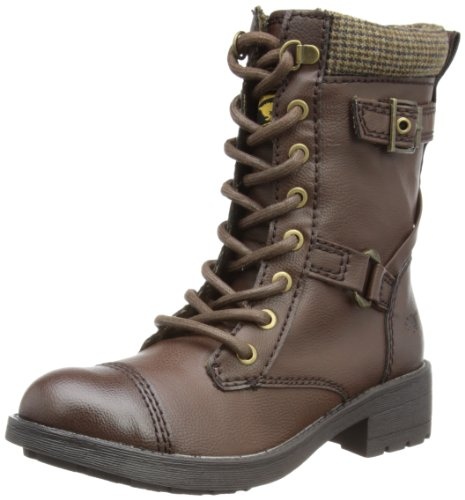 Rocket Dog Thunder Damen Stiefel marrón - Marron (Derby Brown)