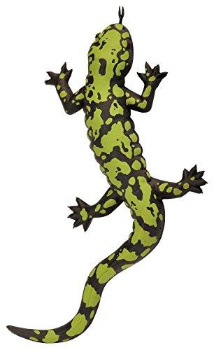 Wild Republic 20759 Gummisalamander Grünflecken Salamander 25 cm