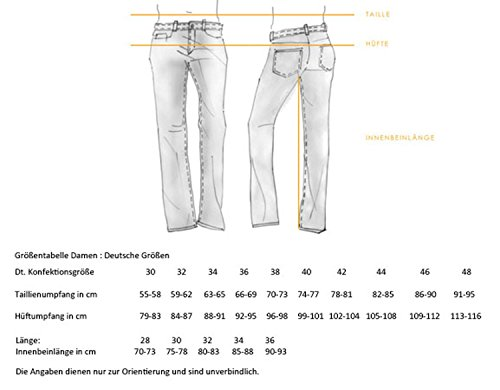 MAC Damen Straight Jeans Dream D850