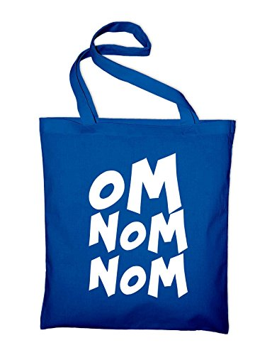 om-nom-nom-fun-sayings-slogan-jute-bag-bag-bag-cotton-bag-royal-blue-blue-styletex23bagomnom1