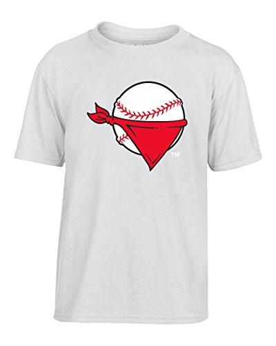 T-Shirtshock - T-shirt Kinder TM0124 Quad City River Bandits citta, Größe 9-11jahre Quad Cities River Bandits