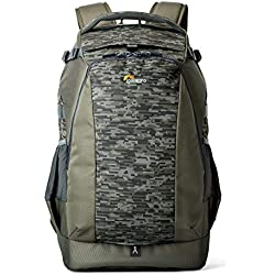 Lowepro Flipside 500 AW II Backpack Camouflage - Étuis et Housses d'appareils Photo (Backpack, Universal, Compartiment pour Notebook, Camouflage)