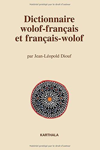 Dictionnaire bilingue wolof-franais