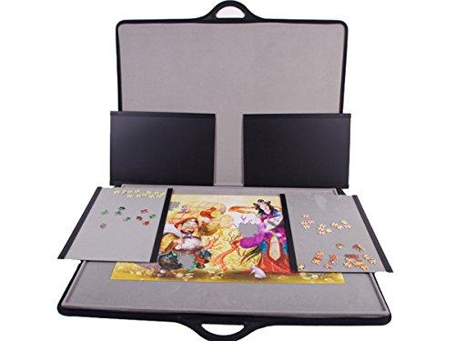 JIGSORT 1500 - Custodia per Puzzle Fino a 1500 Pezzi, Prodotta da Jigthings