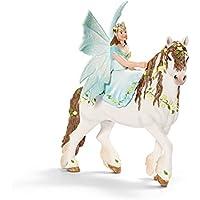 Schleich - Eyela a caballo, figura pintada a mano (70452)