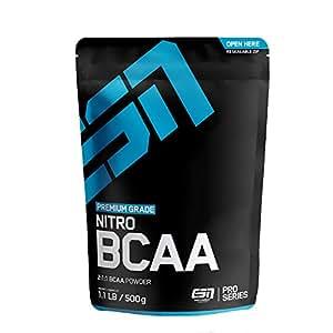 ESN Nitro BCAA Powder, Blackberry, 500 g