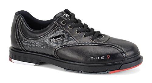 9ebb5d4865b644 Dexter Le 9 Chaussures de Bowling, Homme, DX31001 090, Noir, ...