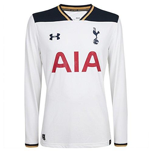 2016-2017-Tottenham-Home-Long-Sleeve-Football-Shirt