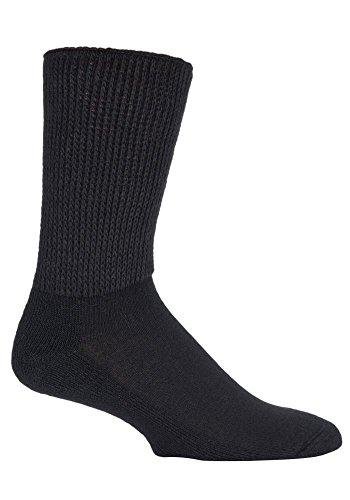 3 Pairs unisex IOMI SockShop Extra Wide Diabetic Socks Swollen Legs 8 Variations