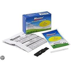 dispositivo de prueba de colesterol 3 en 1