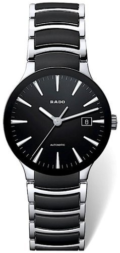 Rado Men's 'Centrix' Swiss Stainless Steel Automatic Watch, Color:Two Tone (Model: R30941152) by Rado