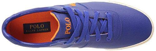 Polo Ralph Lauren Hanford Canvas Fashion Sneaker Heritage Formula