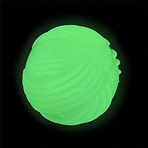 AGIA TEX Hundespielzeug Leuchtball für Hunde mit schri… | 04260468945541