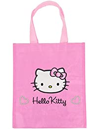 Sac transport course shopping cabas plage hello kitty