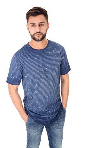 Only & Sons Herren Oberteile / T-Shirt onsSplashy Grau
