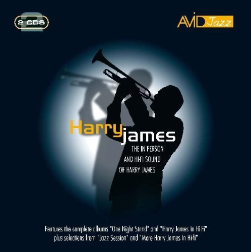 The in Person & Hi-Fi Sounds of Harry James (Harry James Hifi)