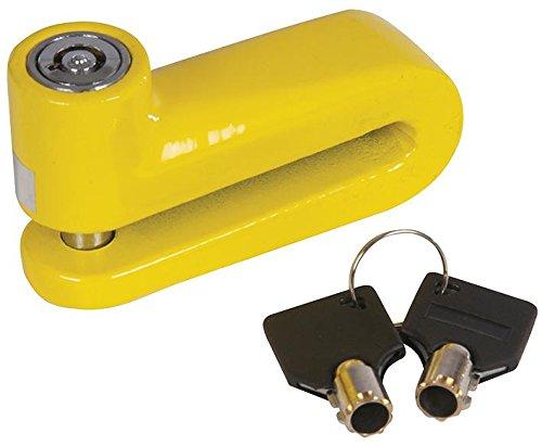 Pike & Co® 932434Bremsscheibenschloss für Motorräder W/min 3Jahre Garantie