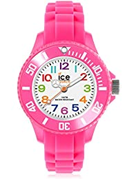 Ice-Watch Kinder-Armbanduhr Ice-Mini pink MN.PK.M.S.12