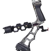 Bow Archery Estabilizador De Absorción De Choque De Goma Estabilizador De Goma Suministros Compuesto De Tiro con Arco