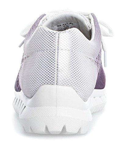 Donne Sneaker Gabor sportiva 64.331.49 grigio dimensione combinatoria 37,5-40,5 grau kombi/weiss