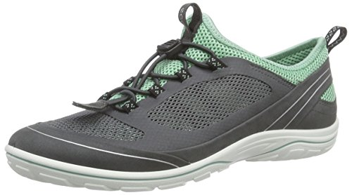Ecco Arizona, Damen Outdoor Fitnessschuhe, Grau (Dark Shadow/Dark Sha/Granite GREEN59431), 38 EU (8 Damen UK)