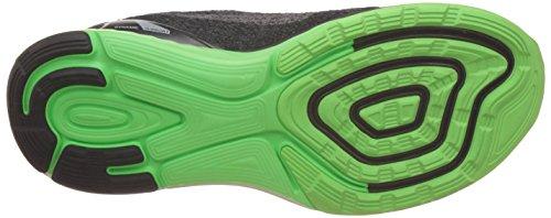 Nike Wmns Lunarglide 7 Lb, Scarpe da Corsa Donna Nero (Negro (Blk / Mtlc Pwtr-Anthrct-Brly Grn))