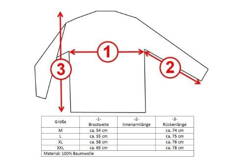 Sehr schönes T-Shirt von KITARO Grau