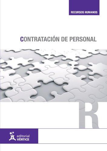 Contratación de personal (Recursos humanos) por Equipo Vértice
