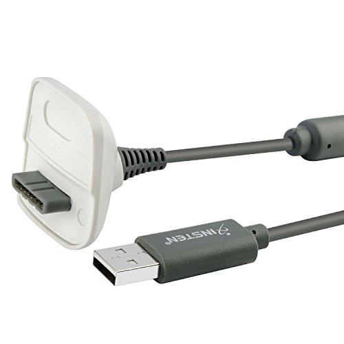 Audio-av-kit (INSTEN Play & Charge Kit Kabel nur fur die Xbox 360)