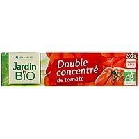 Jardin Bio Double Concentré de Tomate Tube 200 g