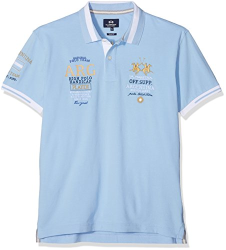 la-martina-mens-man-s-s-piquet-stretch-polo-shirt-blau-blue-bell-7003-large