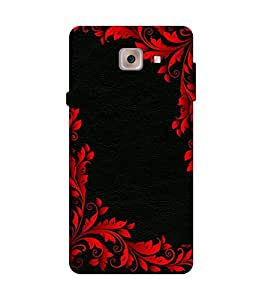 Go Hooked Designer Samsung Galaxy On Max Designer Back Cover | Samsung Galaxy On Max Printed Back Cover | Printed Soft Silicone Back Cover for Samsung Galaxy On Max