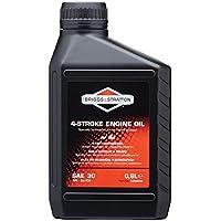 Briggs & Stratton 100005E Olio per Motore a 4 tempi, 0,6 litri, SAE 30
