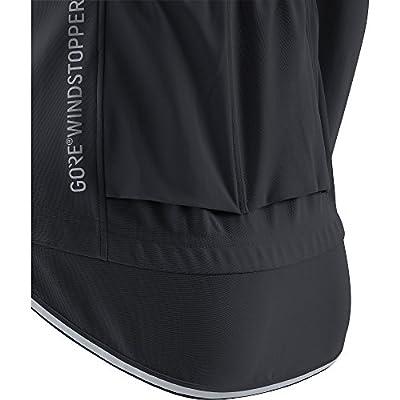 Gore Bike Wear Damen Power Lady Windstopper Zip-Off Trikot Jacke