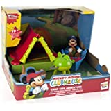 By IMC Mickey Mouse Club House Camp Site Adventure Toy