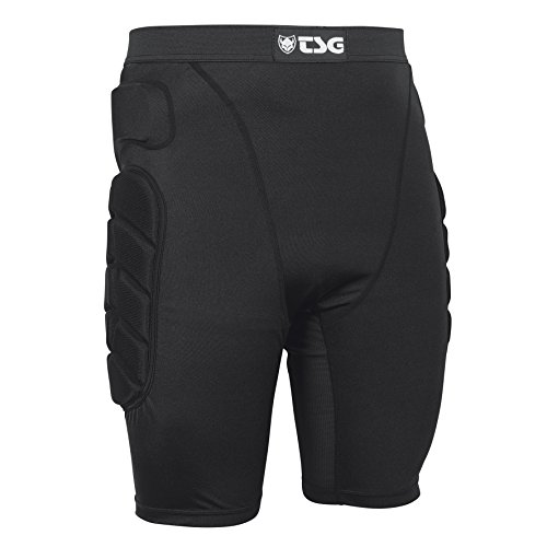 TSG Schutzhose Crashpants All Terrain, Black, S, 740049