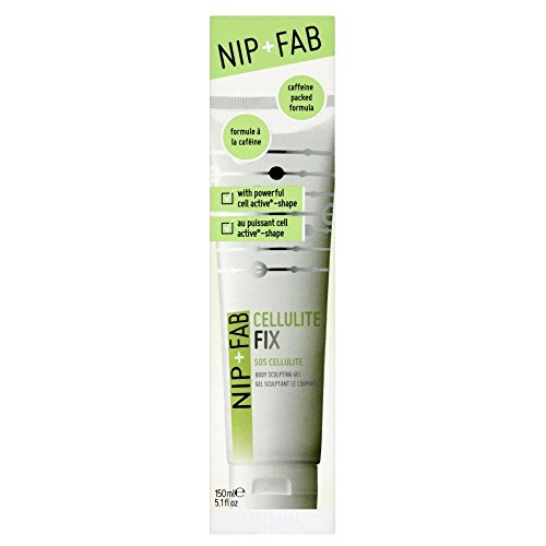 Pincement + Gel Sculptant Fab Cellulite Corps Fixe (150Ml)
