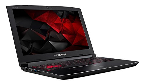 Acer Predator Helios 300 Gaming Laptop, Intel Quad Core I7 Processor, Geforce GTX 1060 6GB Graphics, 15.6
