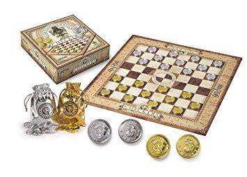 Noble Collection nn7215–Harry Potter Spiele der Dama mit Münzen gringott