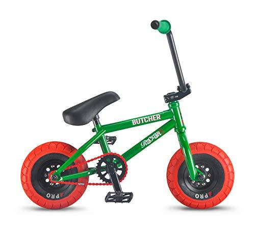 Rocker 3+ Butcher Freecoaster Mini BMX Bike