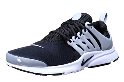 Nike, Chaussures de Sport Garçon, Noir-Negro (Black / Black-White-Wolf Grey), 40 EU