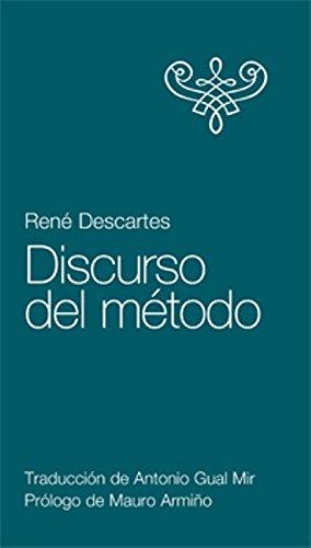 Discurso del método (Nueva biblioteca Edaf) por René Descartes