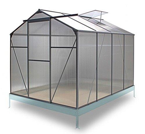 Gewächshaus Basic - 4,75 qm
