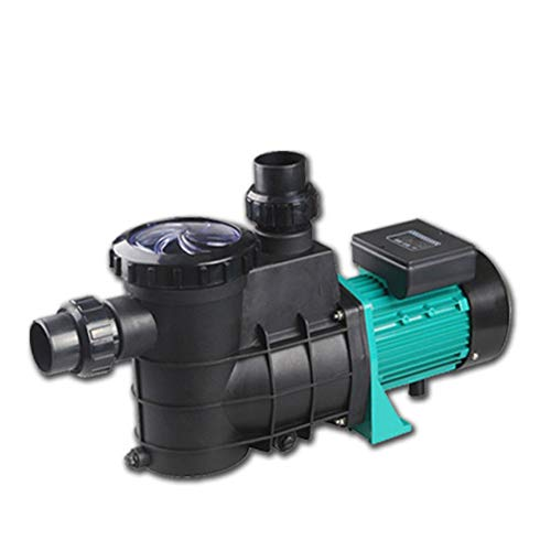 ele ELEOPTION Pompe de Circulation Auto-amorçante de propulseur de Pompe de Piscine de la Piscine 220V 370W